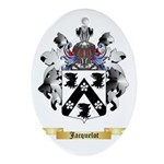 Jacquelot Ornament (Oval)