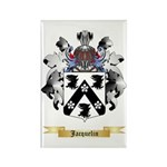 Jacquelin Rectangle Magnet (100 pack)