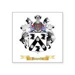 Jacquelin Square Sticker 3