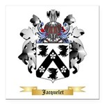 Jacquelet Square Car Magnet 3