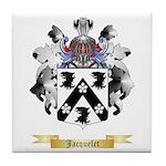Jacquelet Tile Coaster