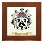 Jacquel Framed Tile