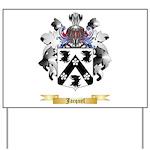 Jacquel Yard Sign
