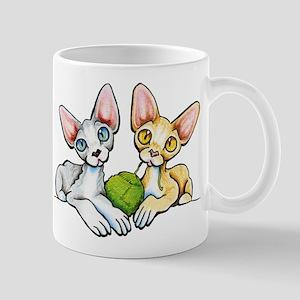 Double Devons Mugs
