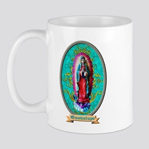 Our Lady Of Guadalupe Mugs