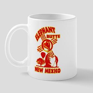 Elephant Butte Love Mugs
