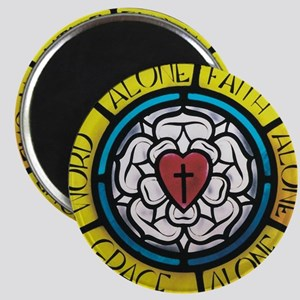 Luther's Rose Magnet