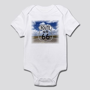Rt. 66 Infant Bodysuit