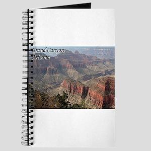 Grand Canyon, Arizona 2 (with caption) Journal