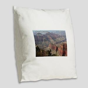 Grand Canyon, Arizona 2 (with Burlap Throw Pillow
