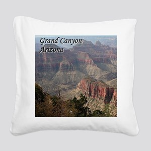 Grand Canyon, Arizona 2 (with Square Canvas Pillow