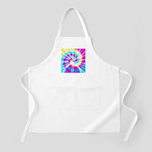 Tye Dye Pattern Apron