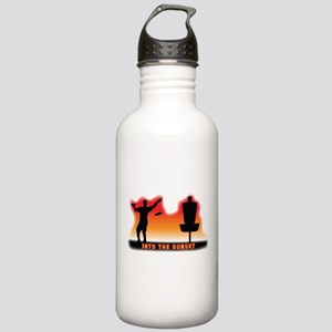 Into the Sunset Water Bottle
