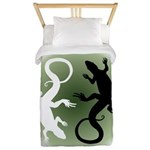 Lizard Art Twin Duvet Cover Lizard Bedding