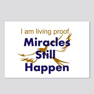 Miracles Still Happen Postcards (Package of 8)