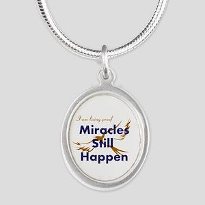 Miracles Still Happen Necklaces