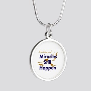 Miracles Still Happen Necklaces