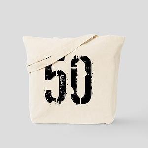 Grunge 50 Style 3 Tote Bag