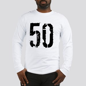 Grunge 50 Style 3 Long Sleeve T-Shirt