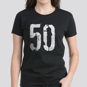 Grunge 50 Sty Women's Dark T-Shirt