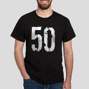 Grunge 50 Sty Dark T-Shirt