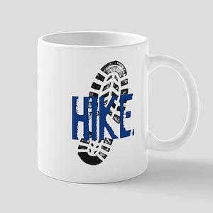 Hiking Bootprint Mugs