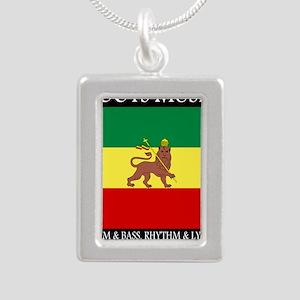 Roots-Music-Flag-Ethiopia-iPad Necklaces