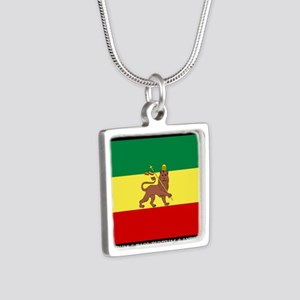 Roots-Music-Flag-Ethiopia-iPad Necklaces