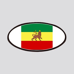 Roots-Music-Flag-Ethiopia-iPad Patches
