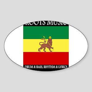 Roots-Music-Flag-Ethiopia-iPad Sticker