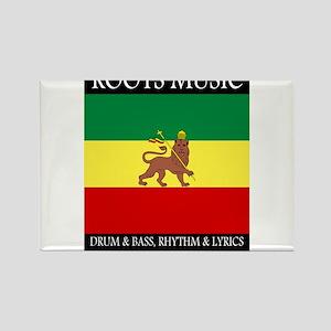 Roots-Music-Flag-Ethiopia-iPad Magnets