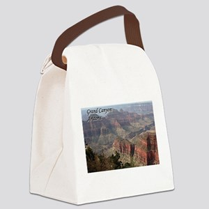 Grand Canyon, Arizona 2 (with cap Canvas Lunch Bag