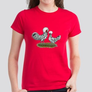 Polish Splash Chickens T-Shirt
