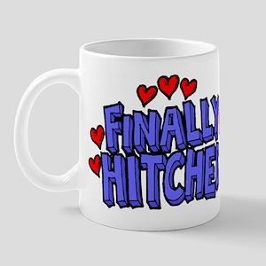 Finally Hitched Mug