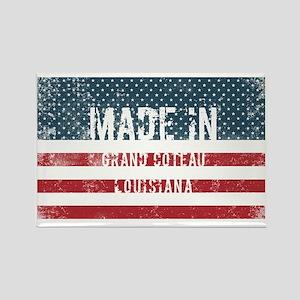 Made in Grand Coteau, Louisiana Magnets