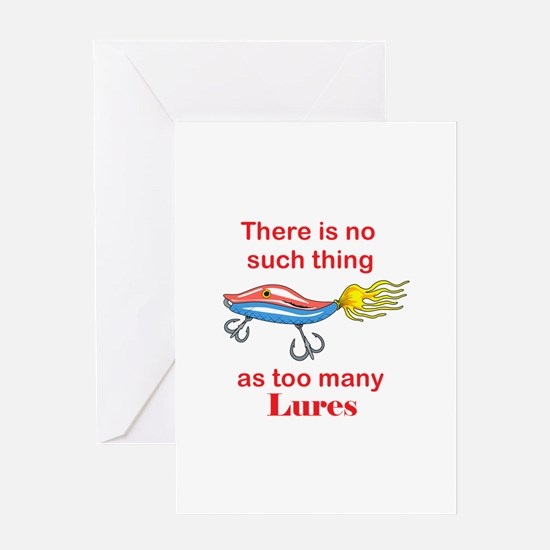 NO SUCH THING Greeting Cards