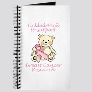 Tickled Pink Journal