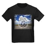 Rt. 66 Kids Dark T-Shirt