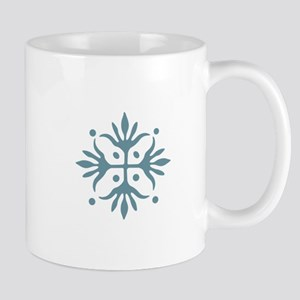 FLORAL EMBLEM Mugs
