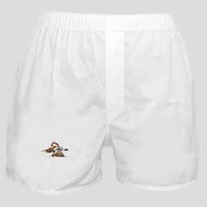 3 PC. HEAVY EQUIPMENT Boxer Shorts