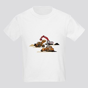 3 PC. HEAVY EQUIPMENT T-Shirt
