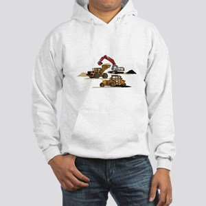 3 PC. HEAVY EQUIPMENT Hoodie