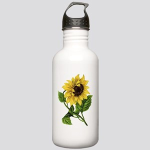 sunflower 01 Stainless Water Bottle 1.0L