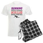 Running Drops Pounds Muscles Drop Panties Pajamas