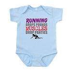 Running Drops Pounds Muscles Drop Panties Body Sui