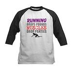 Running Drops Pounds Muscles Drop Panties Baseball