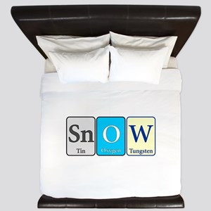 Snow King Duvet