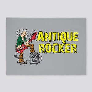 ANTIQUE ROCKER 5'x7'Area Rug