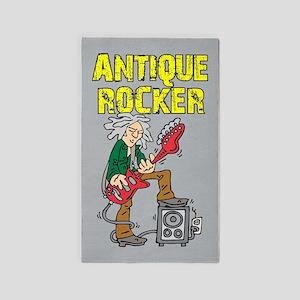ANTIQUE ROCKER Area Rug
