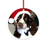 Gus Ornament (Round)